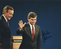 MICHAEL MIKE DUKAKIS SIGNED AUTOGRAPH   8X10 PHOTO 1988 PRESIDENTIAL ELECTION #2