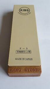Ice Bear King Japanese Waterstone Polishing Sharpening 4000 Grit Stone 384022