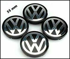 LOT de 4 Centres de roue VW 55 mm cache moyeu de jantes VW GOLF MK5 MK6 MK7