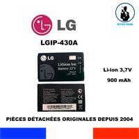ORIGINAL BATTERY LG LGIP-430A LGIP-431A 3,7V GENUINA AKKU ACCU BATTERIA OEM