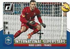 2015 Donruss Soccer 'International Superstars' #20 Hugo Lloris France Hotspurs