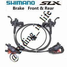 Shimano SLX M7120 4-Pistol BL-M7100/BR-M7120 MTB Brake W/ Resin Pad Ice-Tech