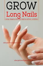 Revolutionary formula NAIL GROWTH FOR NAIL BRITTLE & BROKEN NAILS BEST SELLER