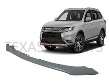 New Fits Mitsubishi Lower Valance Assembly Front Bumper Outlander 2016-2018