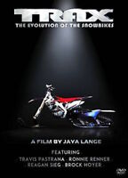 Trax: The Evolution of Snow Bikes (DVD, 2015) Usually ships within 12 hours!!!