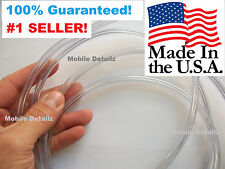 TRIM PROTECTOR  (made in the USA!) CAR TRUCK SUV 8' CLEAR DOOR EDGE GUARDS