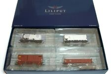Liliput First Class H0 L240009 Güterwagen-Set Skandinavien DSB NSB SJ Neu