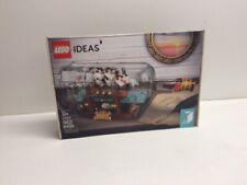 NEW NIB LEGO IDEAS 21313 Ship In A Bottle NISB