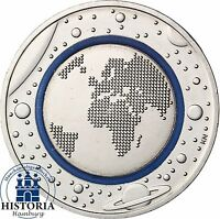 Deutschland 5 Euro Gedenkmünze 2016 bfr Blauer Planet Erde Münze mit Mzz D