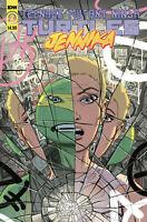 IDW TMNT JENNIKA #2 (OF 3) 1ST PRINT COVER A MAIN (2020)