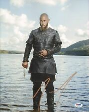 Travis Fimmel Signed 11x14 Photo PSA/DNA COA TV Vikings Ragnar Picture Autograph