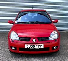 RENAULT CLIO 182 TROPHY, RS 192, SPARCO, RECAROS, BELTS DONE STUNNING *REDUCED*