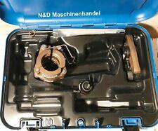 Geberit Pressschlinge Mepla d 63 für Pressmaschine mit Koffer, Rechnung