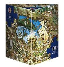 GIUSEPPE CALLIGARO - SATYRS - Heye Puzzle 29337 - 1000 Pcs.