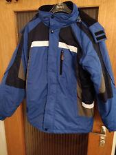Peng Ming Skianzug Snowboardanzug Jungen Gr. 164 blau/dunkel blau