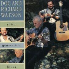 Doc Watson, Doc Wats - Third Generation Blues [New CD]