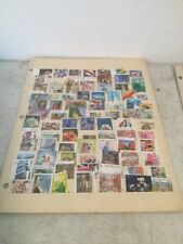 Australia Collection of 260 Different M&U Stamps