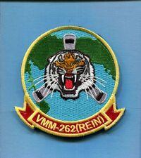 VMM-262 (REIN) FLYING TIGERS USMC MARINE CORPS V-22 OSPREY Squadron Jacket Patch