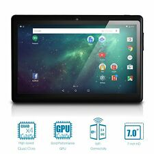 7 inch Tablet Quad Core Google Android System 8GB HD 1024x600 Dual Camera WiFi