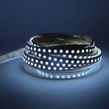 RGB LED Strip Lights Waterproof 5050 5M 12V 600 LEDs Tape string lamp white blue