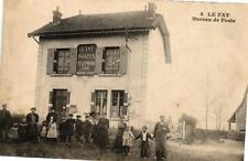 LE FAY - Bureau de Poste