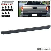 For 2005-2015 Toyota Tacoma Tailgate Cover Molding Top Cap Protector Spoiler