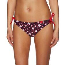 New Womens Superdry Treo Bikini Bottoms Turquoise