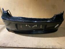 BMW Bumper Rear in Dark Blue 1 Series E87 Facelift Pn 51127186087