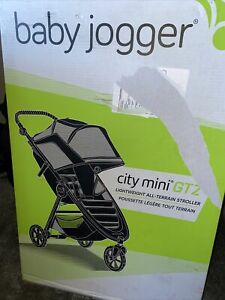 Baby Jogger Gt2 Jet Brand New