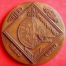 Armillary Sphere Scout Movement Scouting Fleur-de-Lis Great Bronze Medal!