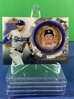 2020 Topps Update Gavin Lux Commemorative Coin RC TBC-GL Los Angeles Dodgers