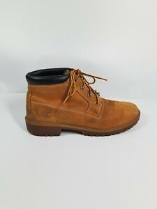 Timberland Womens Waterproof Leather Work Boots size 9M