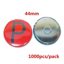 1000pcs 44mm Blank Fridge Magnets Supplies for Badge Maker Machine