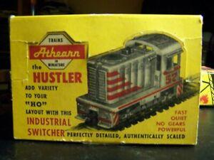 Athearn Hustler industrial switcher window Box laser cut white cardboard Insert