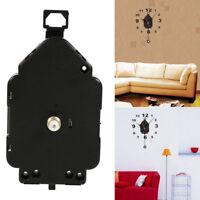 DIY Quartz Wall Clock Movement Pendulum Mechanism Home Clock Repair  Replacement