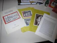 Sammel Briefmarken Die Post in Bildern 6 DT BUNDESPOST