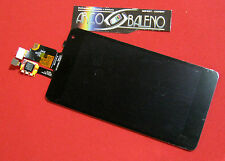 DISPLAY+TOUCH SCREEN ORIGINALE per LG E975 OPTIMUS G Vetro Lcd LS970 E973 E977