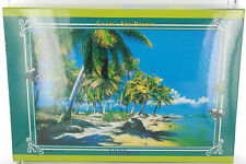 1000 PC PUZZLE COCOS SEA BREEZE BRAND NEW FREE POSTAGE ISLAND PALM TREES