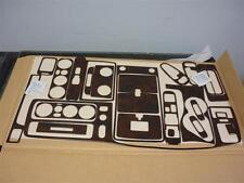 Woodview woodgrain dash kit for Mitsubishi Montero Sport 2003-2006, New in box