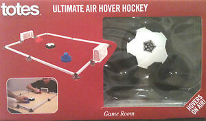 THE ULTIMATE TOTES AIR HOVER SOCCER *NEW IN FACTORY PACKAGING*--HOVERS ON AIR!!