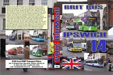 2830. Ipswich. UK. Buses. April 2014. A lot has changed there since our last vis
