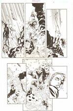 Establishment #7 p.4 - Great Golden 'Walking Dead' Artist '02 by Charlie Adlard Comic Art