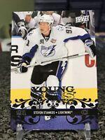 2008-09 Upper Deck Series 1 #245 Steven Stamkos Young Guns Rookie Card RC!!!