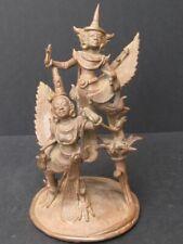 Groupe en Bronze, NATS de BIRMANIE