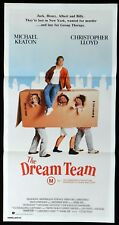 THE DREAM TEAM Michael Keaton VINTAGE Original daybill Movie Poster