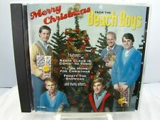 THE BEACH BOYS CHRISTMAS CD Album  1997 EMI Capitol Music  MERRY CHRISTMAS
