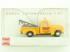 Busch 48209 Chevrolet Pick Up Bulldog Towing Abschleppdienst OVP 1604-09-87
