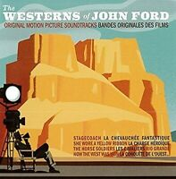 Westerns Of John For - The Westerns of John Ford (Original Soundtrack) [New CD]