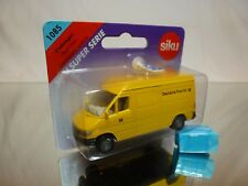 SIKU 1085 MERCEDES BENZ SPRINTER - DEUTSCHE POST AG - EXCELLENT IN BLISTER