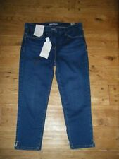 Marks and Spencer Denim Mid Capri, Cropped Jeans for Women